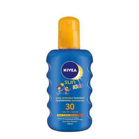 NIVEA SUN Kids Moisturizing Sun Spray LSF 30 bis 200 ml