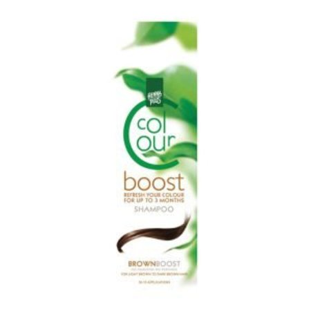 Henna Plus Color Boost - Brown