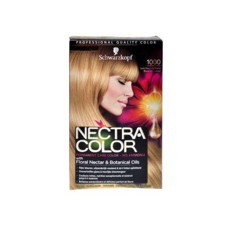 Schwarz Nectra 1000 Farbe Licht Natur blond