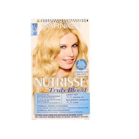 Garnier Nutrisse Wirklich sehr, sehr hellblond 100 natürliche blonde