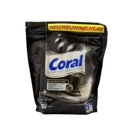 Coral Black Velvet 22 capsules