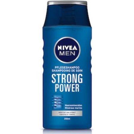 NIVEA MEN Starke Kraft - 250 ml - Shampoo
