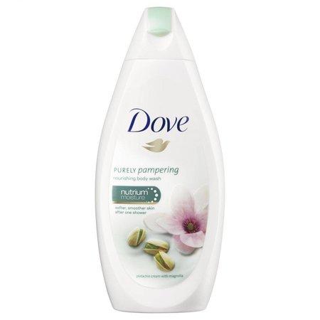 Dove Purely Pampering Pistachio & Magnolia Frauen - 400 ml - Duschcreme