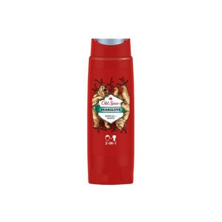 Old Spice Bearglove Hair&Body - 250 ml - Douchegel en Shampoo