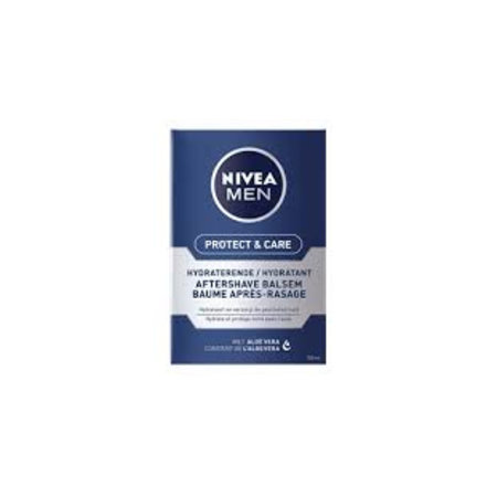 MEN NIVEA Protect & Care - 100 ml - After Shave Balsam