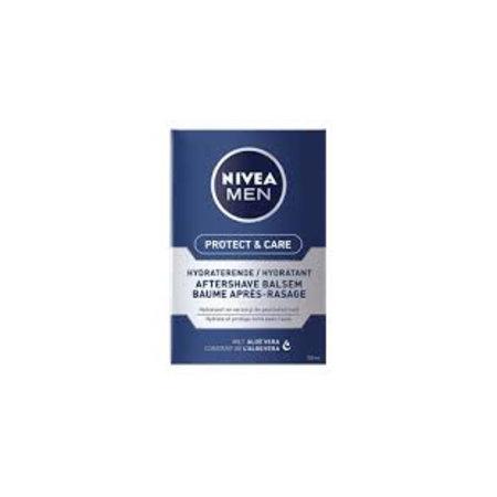 NIVEA MEN Protect & Care - 100 ml - Aftershave Balsem
