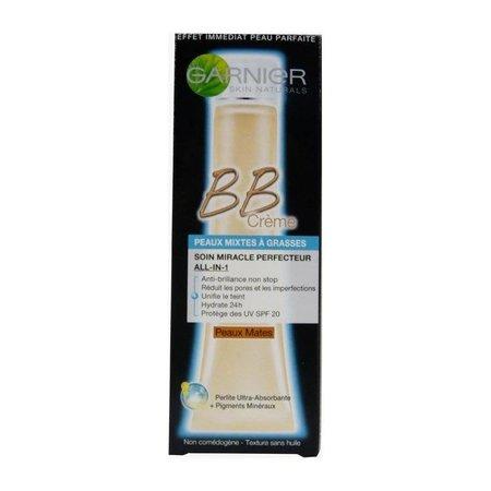 Garnier Skin Naturals BB Creme Anti-Glare-Medium - 40 ml - Creme