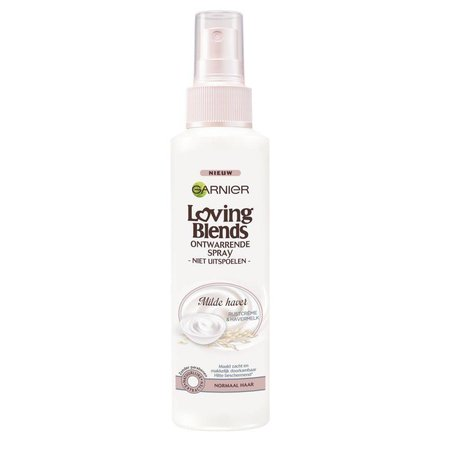 Garnier Liebend Blends Mild Oats Entwirren Spray - 150 ml - Leave-In Spray
