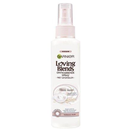 Garnier Loving Blends Milde Haver Ontwarrende Spray - 150 ml - Leave-In Spray