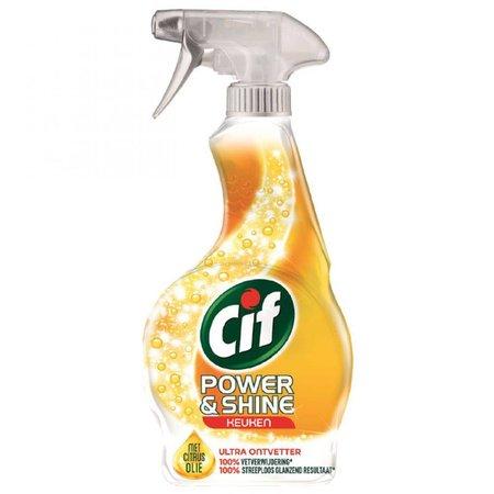 Cif Power & Shine Keuken Spray 500 ml