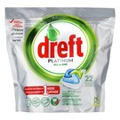 Dreft Dreft Platinum all-in-one original 22