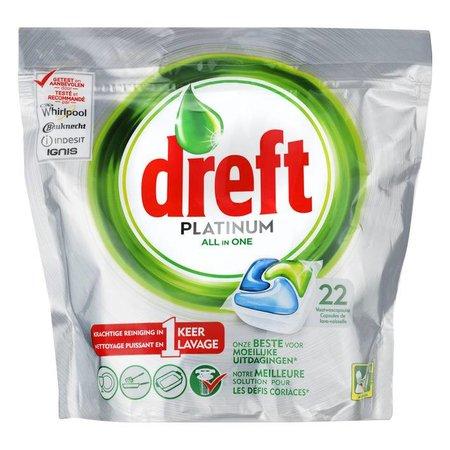 Dreft Platinum all-in-one original 22