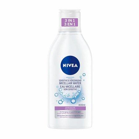NIVEA Sensitive Essentials-& Healthcare Micellar Wasser 400 ml