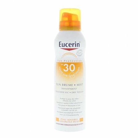 Eucerin Sun Spray LSF 30 Transperant