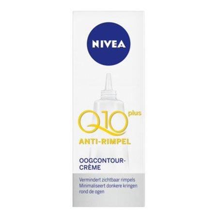 NIVEA Q10Plus - 15 ml - Oogcontourcrème