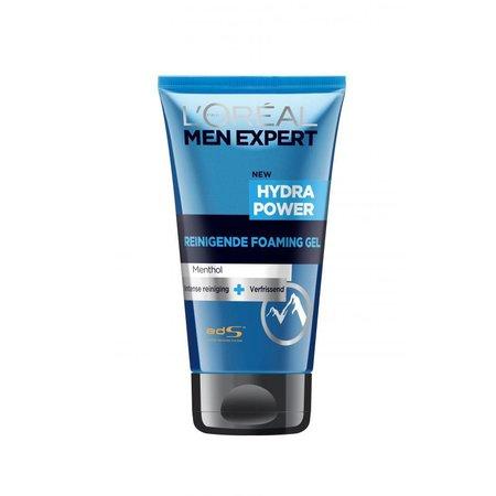 L'Oréal Paris Men Expert L'Oréal Hydra Power Reinigende Foaming Gel - 150ml