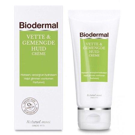 Biodermal Gel-Creme Fettige & Mischhaut 50ml