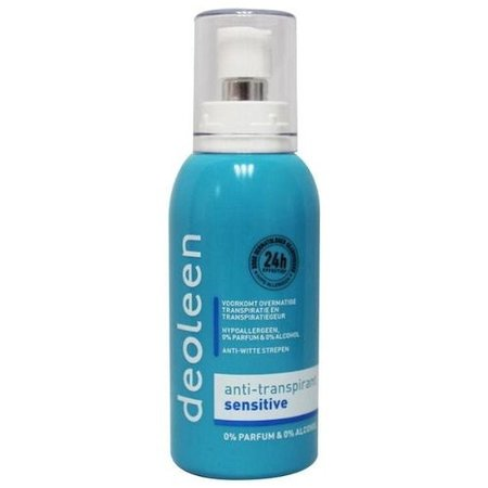 Deoleen Sensitive - 60 ml - Deodorant