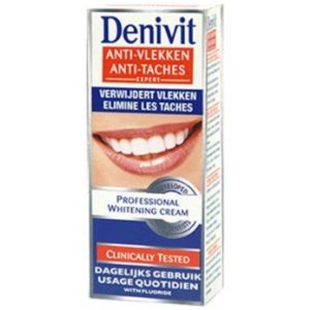 Denivit Tandpasta Anti -Vlekken 50 ml