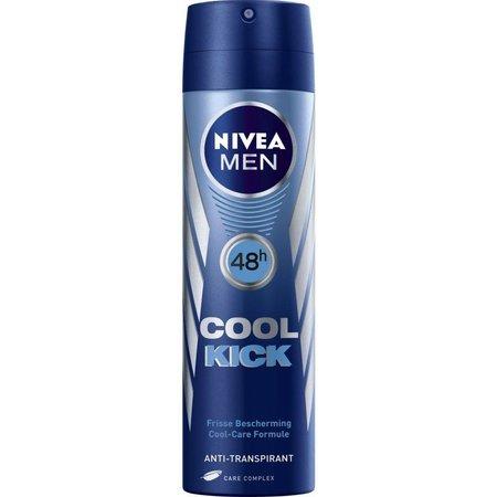 Nivea Men Deodorant Spray Cool Kick 150 ml
