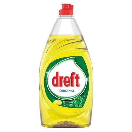 Dreft Afwasmiddel Original Citroen 820 ml