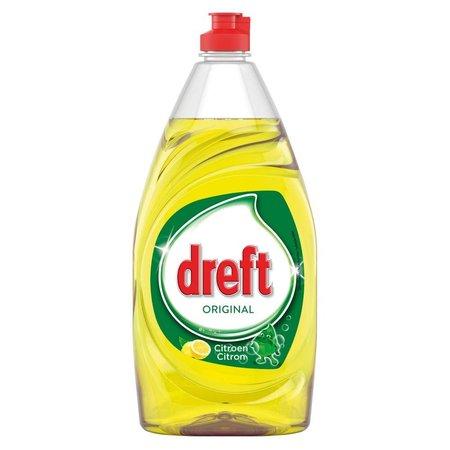 Dreft Waschmittel Original-Zitrone 820 ml