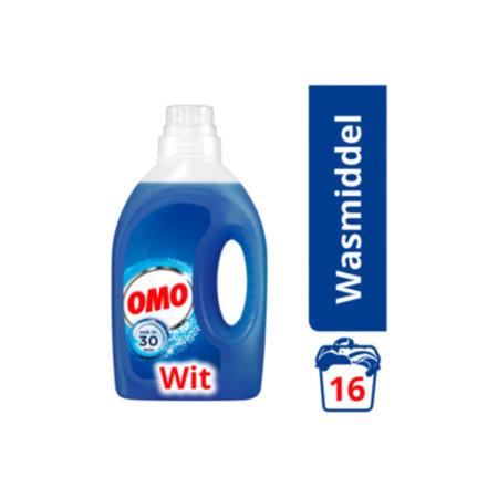 Omo Detergent Liquid White 16 Washes