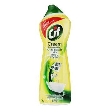 Cif Abrasive lemon cream