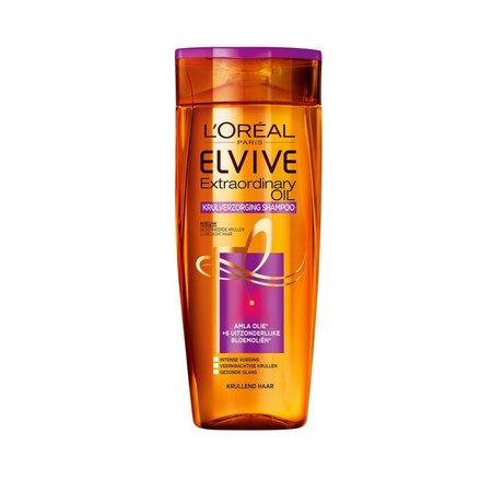 L'Oreal Elvive Außerordentliche Öl Locken Pflege Shampoo 250ml