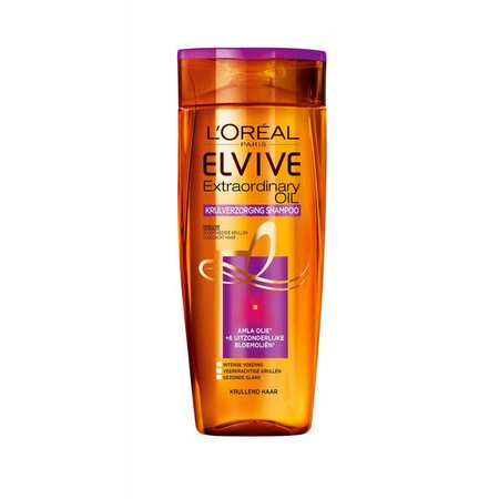 L'Oréal Elvive Extraordinary Oil Krulverzorging Shampoo 250 ml