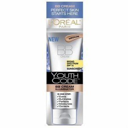 L'Oreal Dermo Expertise Jugend-Code BB Cream Medium - 50 ml - Creme