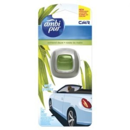 Ambi Pur Car Clip-On Morning Dew
