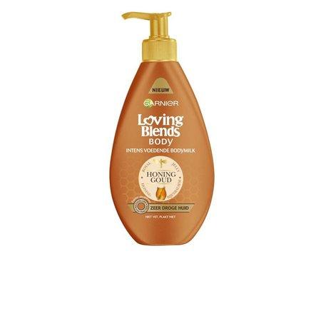 Garnier Loving Blends Honinggoud Bodymilk 250 ml