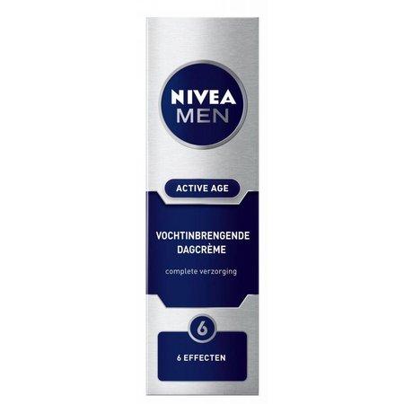 Nivea Men Aktiv Alter Feuchtigkeitsspendende Tagescreme 50ml