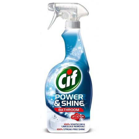 Cif Power & Shine Badkamer spray 500 ml