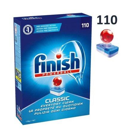 Finish Kwartaalpak Klassische Regular 110 Tabletten