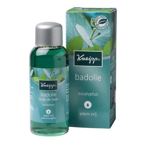 Kneipp Bath Oil Eucalyptus 100 ml