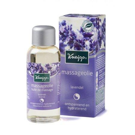 Kneipp Massageolie Lavendel 100 ml