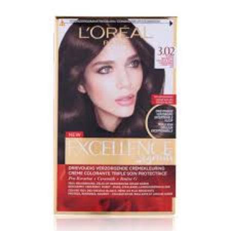 L'Oréal Paris Excellence 3.02 - Natuurlijk Donker Parelmoerbruin