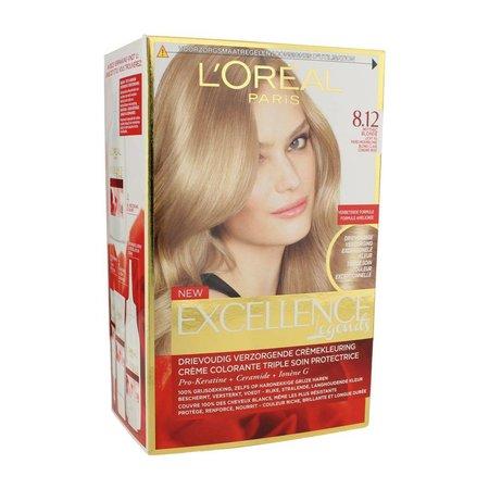 L'Oréal Excellence Blonde Legend 8.12 Mythic Blonde