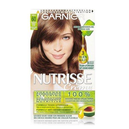 Garnier Nutrisse Crème 60 - Donkerblond