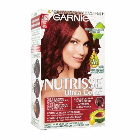 Garnier Nutrisse Ultra Color 5.62 - Levendig Rood