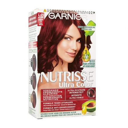 Garnier Nutrisse Ultra Color 5.62 - Vivid Red