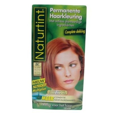 Naturtint 8C - Kupferblond - Haarfärbemitteln