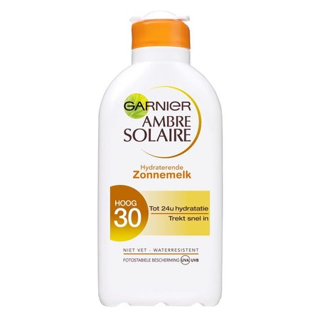 Garnier Ambre Solaire Sonnenmilch LSF 30 200 ml