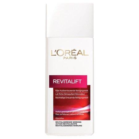 L'Oréal Dermo Expertise Revitalift Reinigingsmelk 200 ml