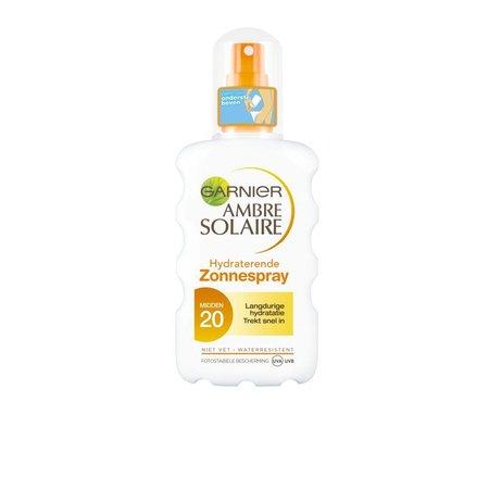 Garnier Ambre Solar Spray Sonnenspray SPF 20 200 ml