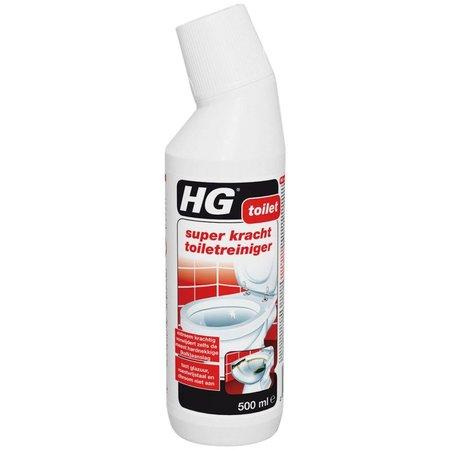 HG Super Kracht Toiletreiniger 500 ml