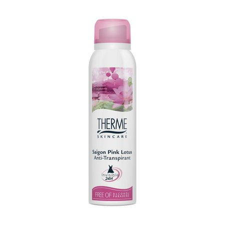 Therme Antitranspirant Saigon Rosa Lotus 150ml