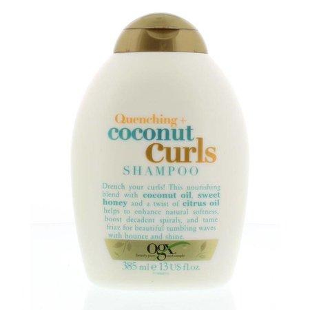 OGX Quenching coconut curls shampoo 385 ml